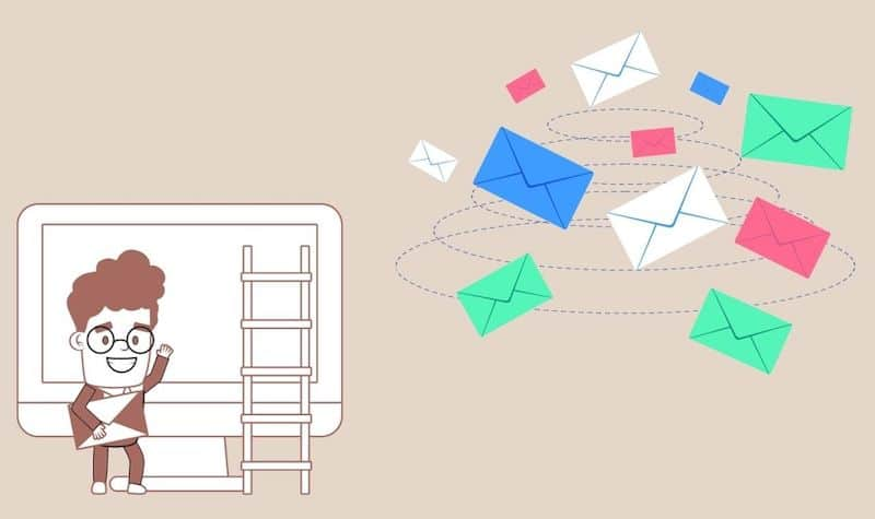 Prospection emailing